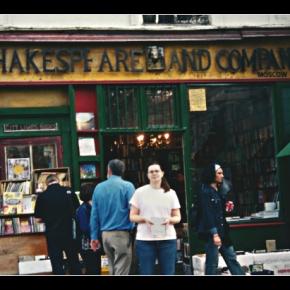 Photo: Shakespeare and Company, Paris2003