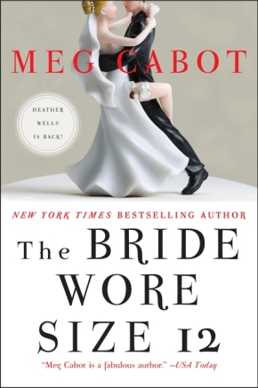 Book Review: The Bride Wore Size 12 by Meg Cabot