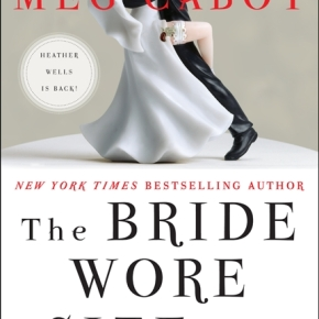 Book Review: The Bride Wore Size 12 by MegCabot